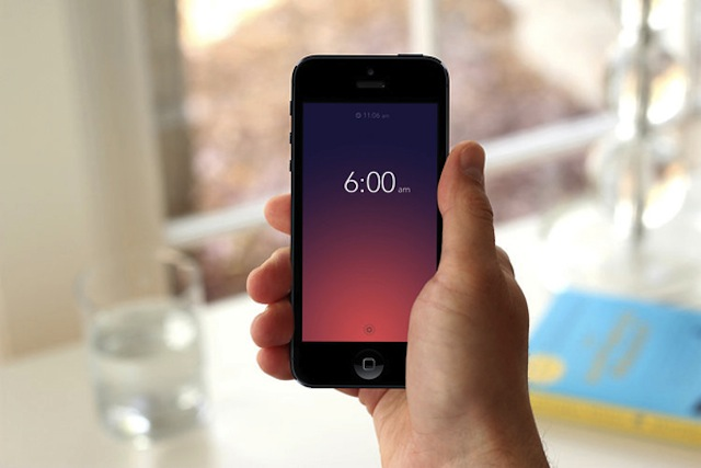 Rise Alarm Clock App Gets Its First Update