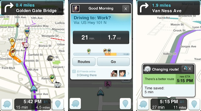 Waze Gets Its First Update Of The Year