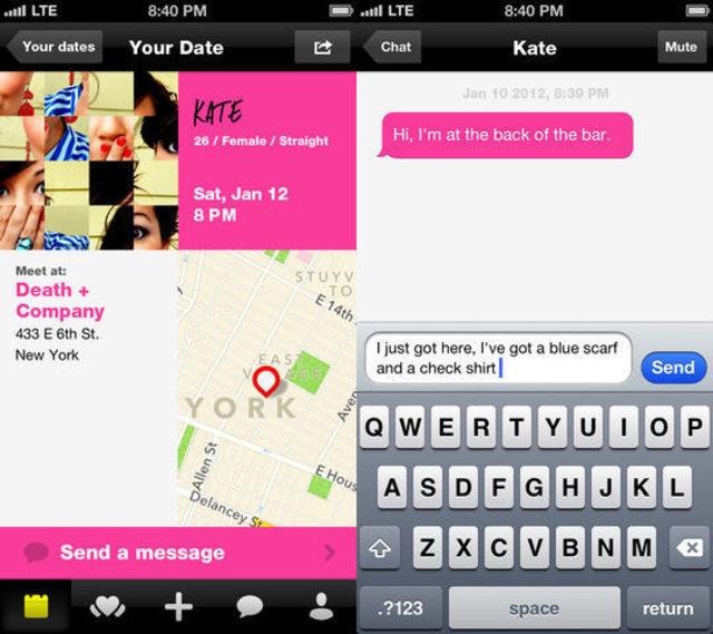 OkCupid Blind Dating