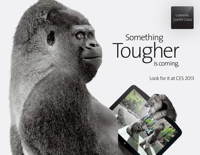 Corning To Announce Tougher To Scratch Gorilla Glass 3 At CES
