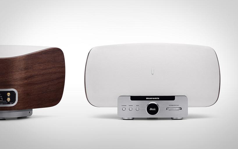 marantz consolette wireless speaker dock
