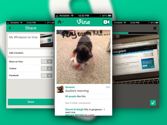 Twitter Releases Video Sharing App On The App Store