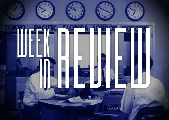 Top 24 Stories This Week   A Week in Review (01.05.13)
