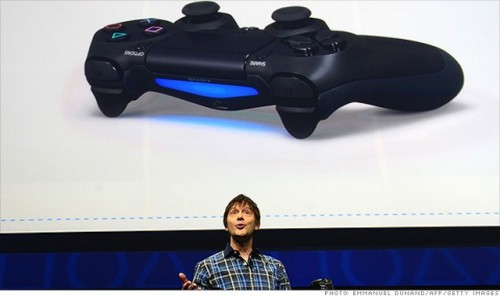 Sony Announces The PS4