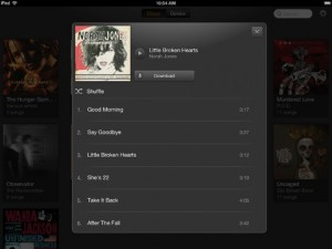 Amazon Takes On iTunes With Native iPad App