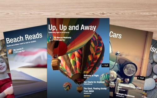 Flipboard 2.0 Brings More Content, Lets You Create Your Own Magazines