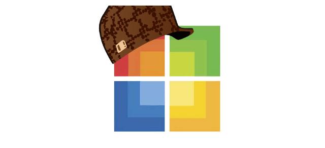 Scumbag Microsoft