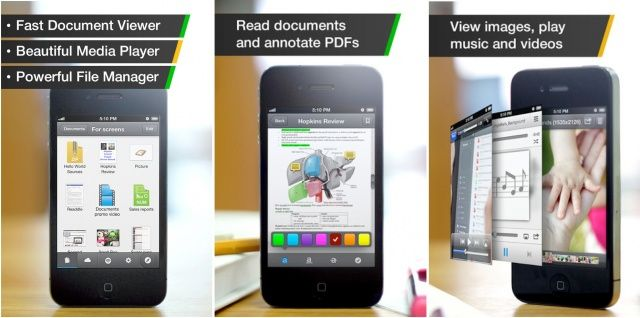 New Update For Documents By Readdle Brings The App To The iPhone