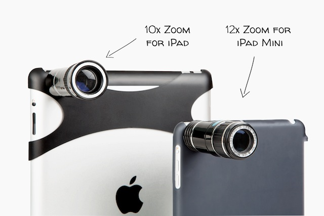 Use This Photojojo Zoom Lens To Make Your iPad Photos Look Even Cooler