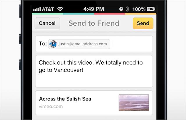 Send-to-Friend
