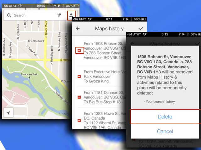 Cover Your Privacy Tracks With These Tips For Maps, Waze, And Google Maps