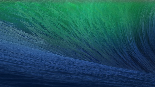Os X Mavericks Wallpaper Hints At Retina Imac Thunderbolt
