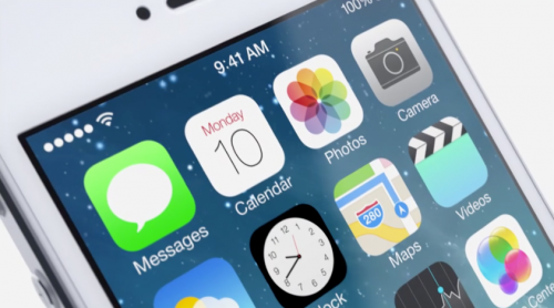 Try A Risk Free Demo Of iOS 7 Right Now