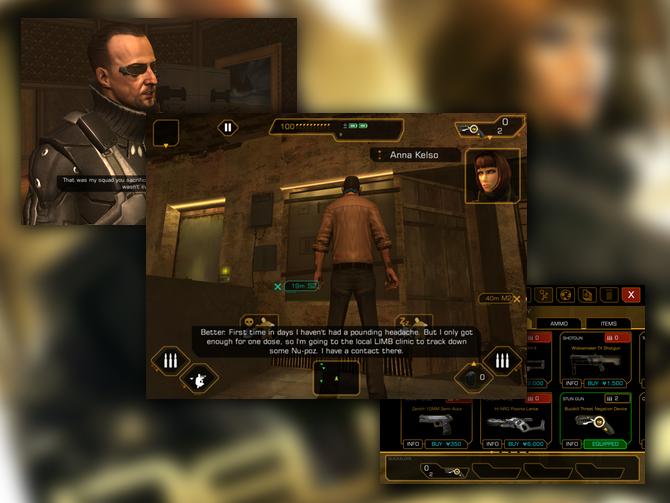 Games of the Week: Monster Guru, Tiny Thief, Fallen World, Deus Ex: The Fall, Dungeonism