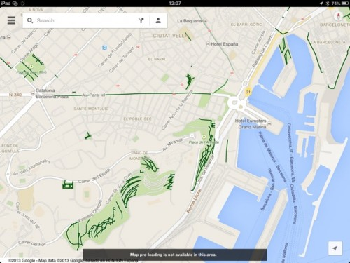 You Can Save Offline Maps In Google Maps For iOS