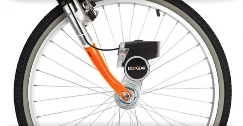 Charge Your iPhone On Your Bike Commute With The Ecoxpower