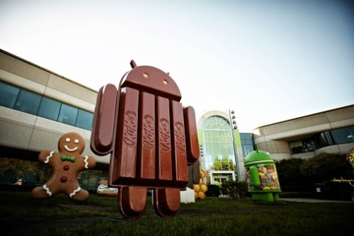 Google Partners With Nestle. Next Version Of Android To Be Called Kit Kat