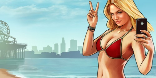 Turn Your iPhone Into An 'iFruit' With This GTA 5 Skin