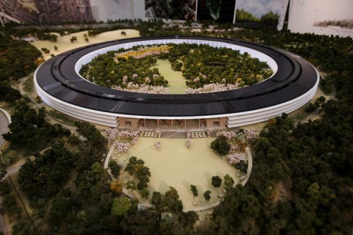 Get A Sense For Apple's Massive Spaceship Campus With This New Model