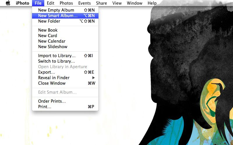 iphoto-smart-album