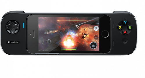 Logitech Unveils Its First iPhone Game Controller, Coming Next Month