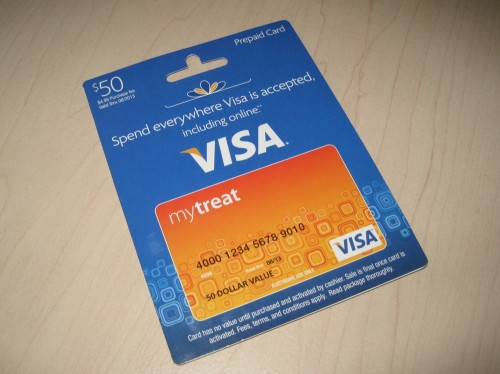 You Can Now Use Prepaid Gift Cards When Buying Through Paypal
