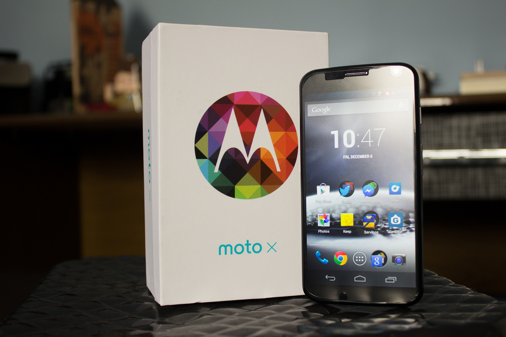 Google Has Sold Motorola Mobilty To Lenovo