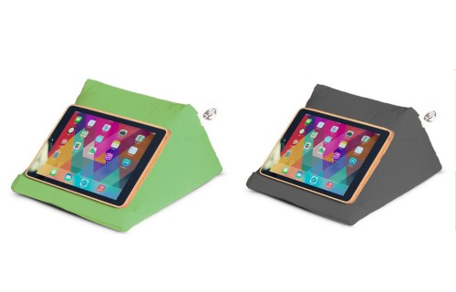 The Keepad Tablet Pillow Is A Cool New Take On The Ipad