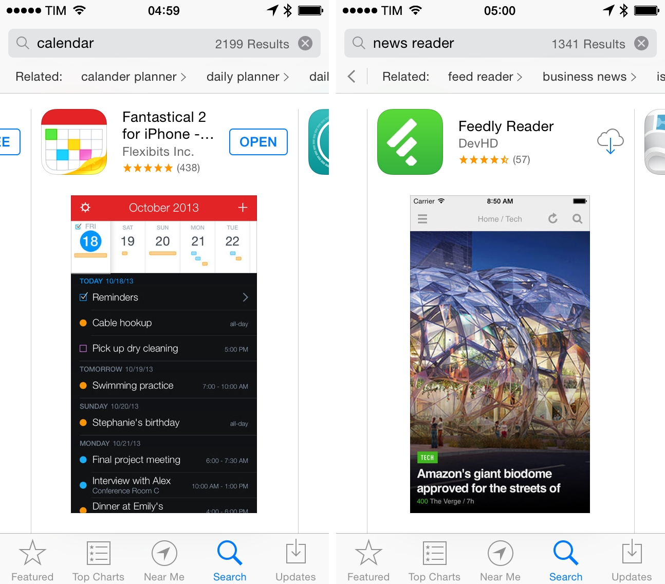 App Store Gets A Neat Tweak