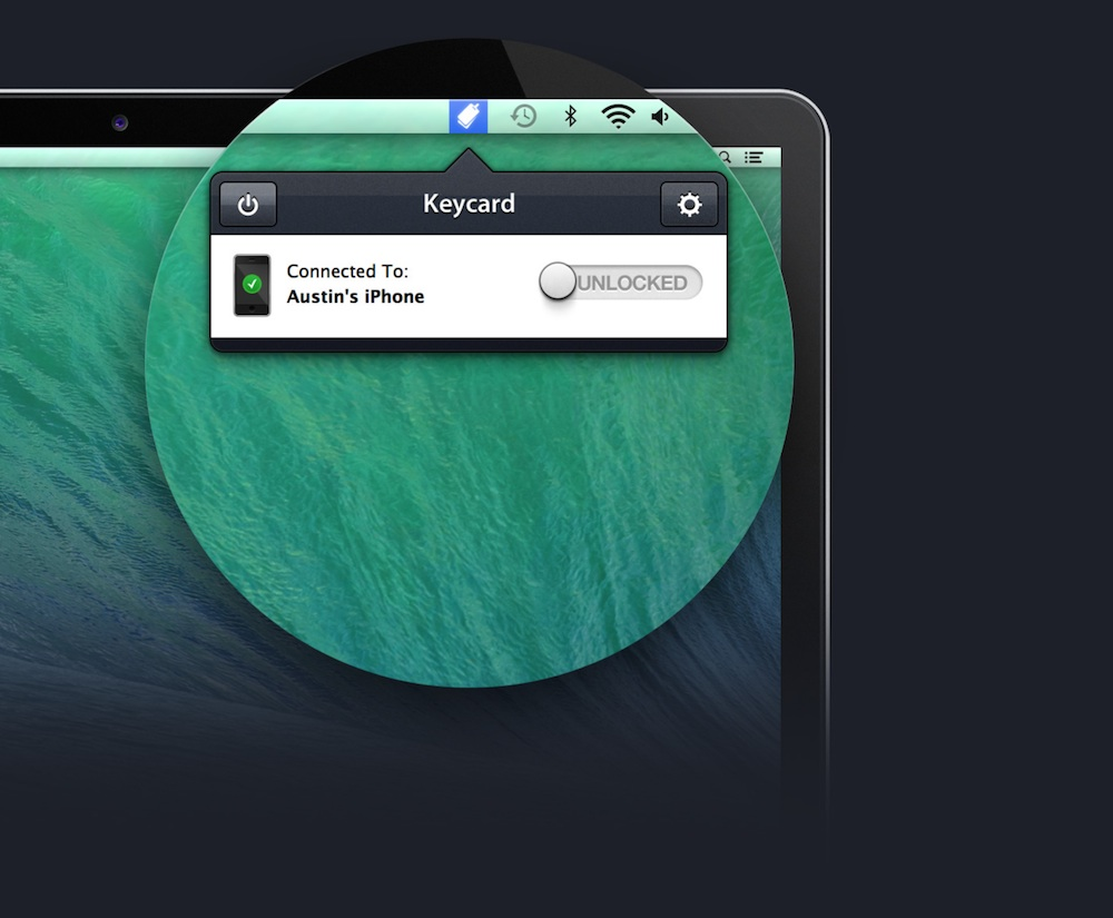 Keycard Keeps Your Mac Secured When You're Away