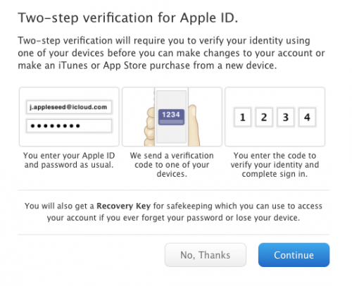 What You Need To Know About Apples Two Factor Authentication