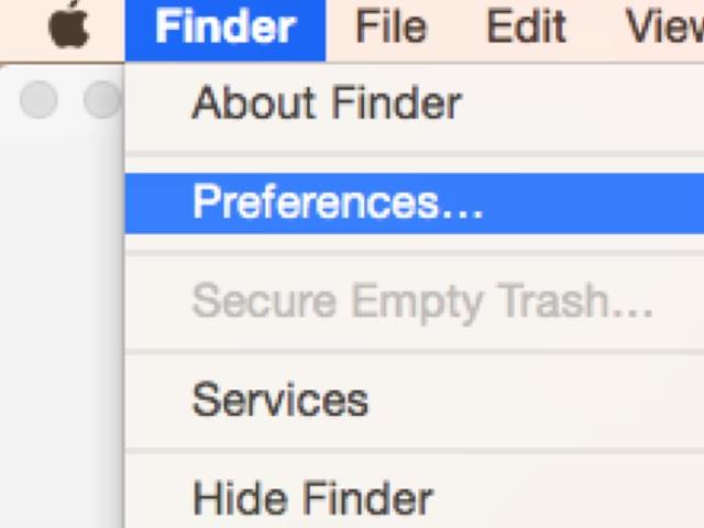 FinderPreferences