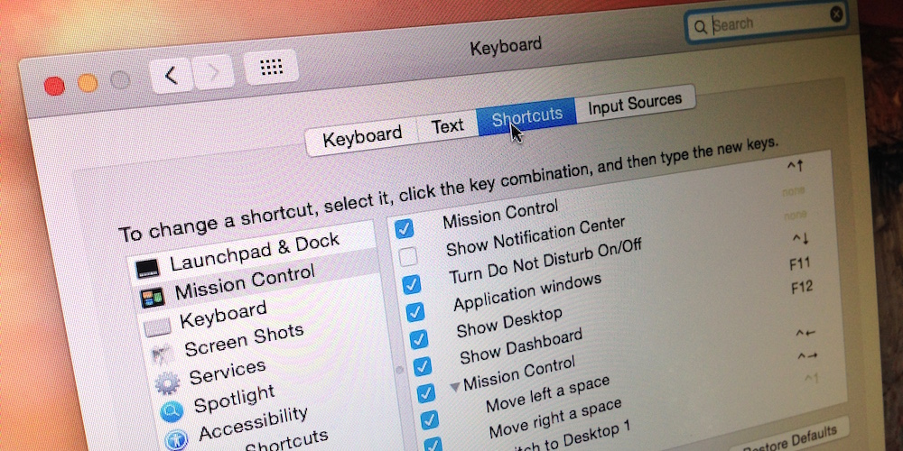 Cool 31 Days Of Os X Tips Add Custom Keyboard Shortcuts For Your Home Interior And Landscaping Ologienasavecom