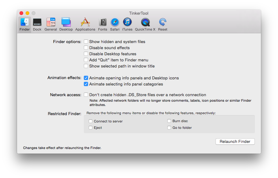 31 Days Of OS X Tips: Get At Hidden OS X Settings With
