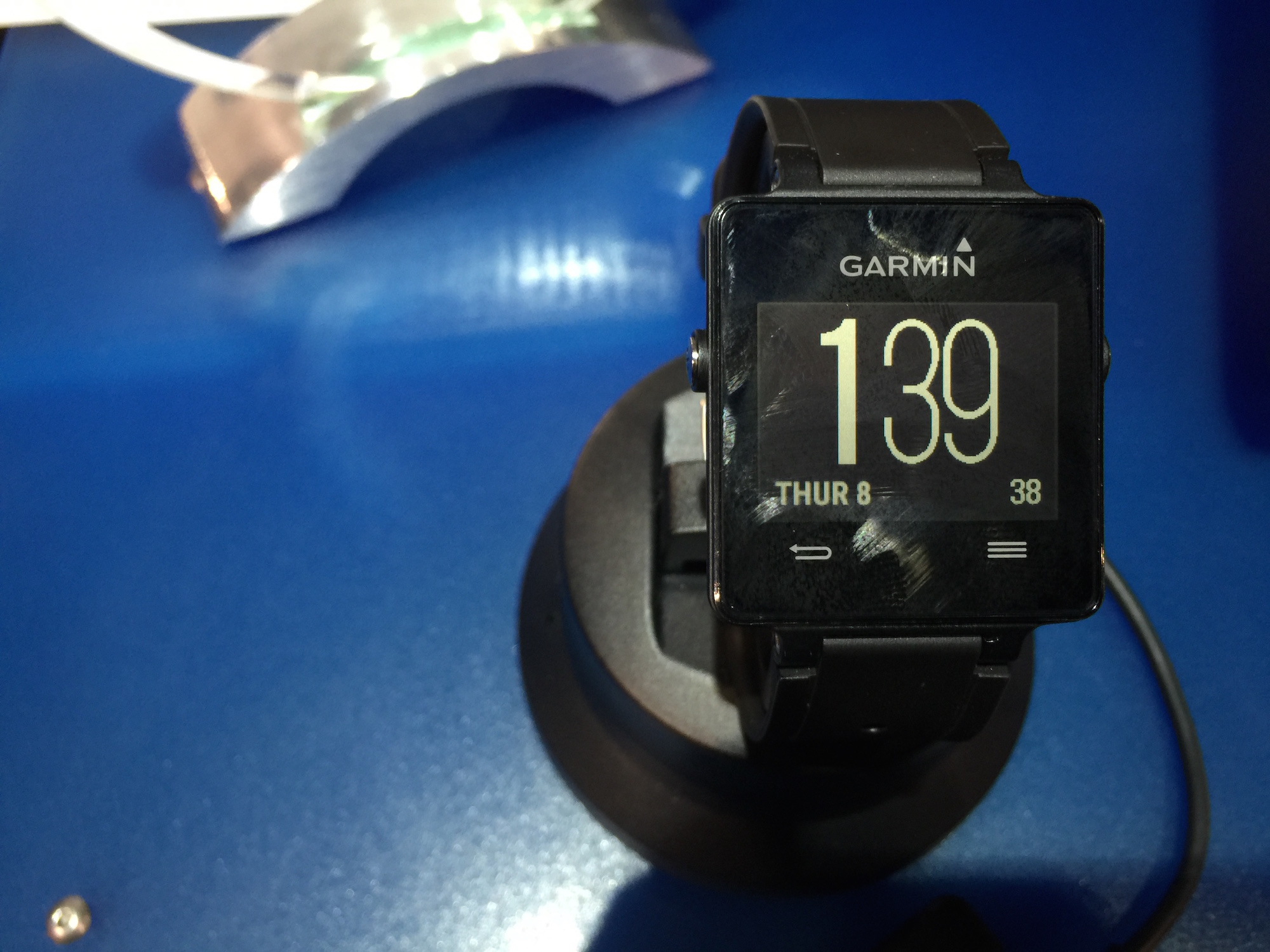 CES 2015: Garmin's Vivo Smartwatches Put Fitness First