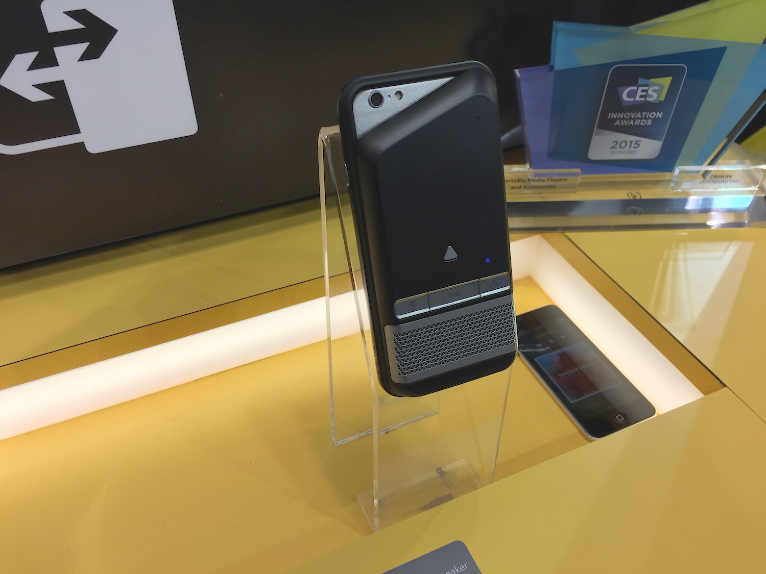 Ces 2015 Zagg S New Ios Accessory Line Has Something For