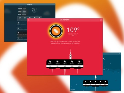 CARROT: Weather Blows Your Local TV Weatherman Out Of The Water