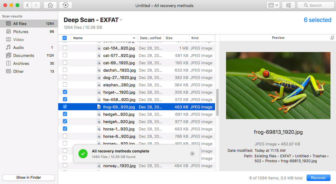 10 Best Data Recovery Tools For Mac Pros Cons Pricing