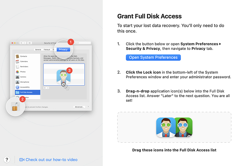 Disk Drill Video Recovery Software