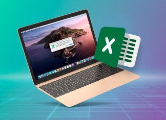Recover Excel file on Mac