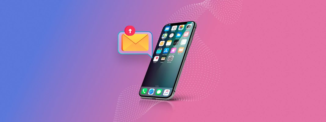 Recover text messages on iphone