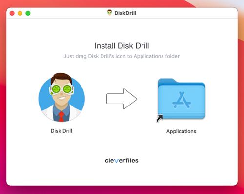 disk drill 4 installation