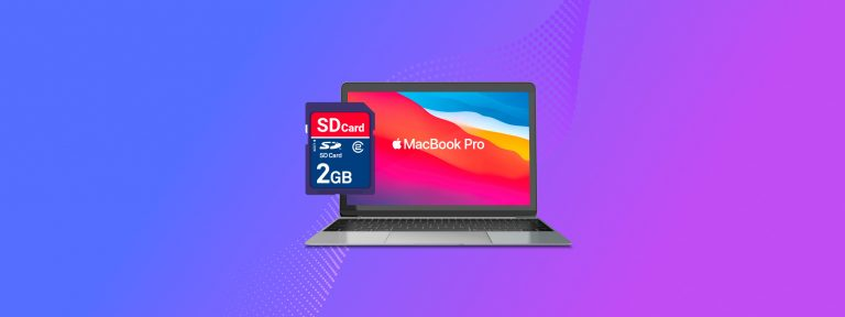 How to Fix a Corrupted SD Card on Mac and Use It Again