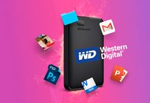 Recover data from western digital drive