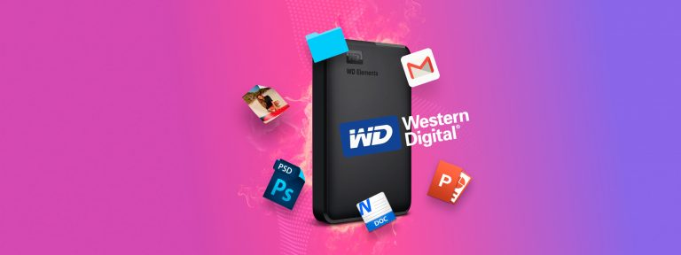 How to Recover Data from Western Digital My Book NAS Hard Drives