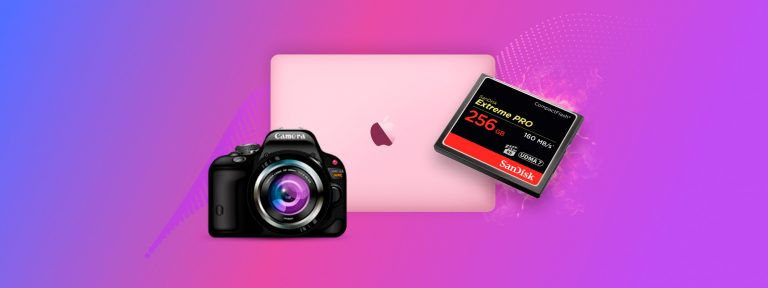 How to Recover Data From a CompactFlash Card on Mac
