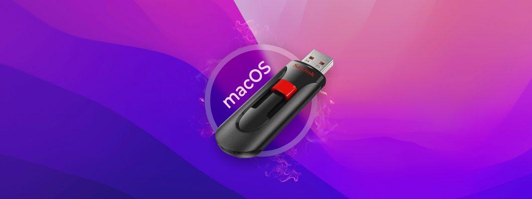 Create mac bootable usb